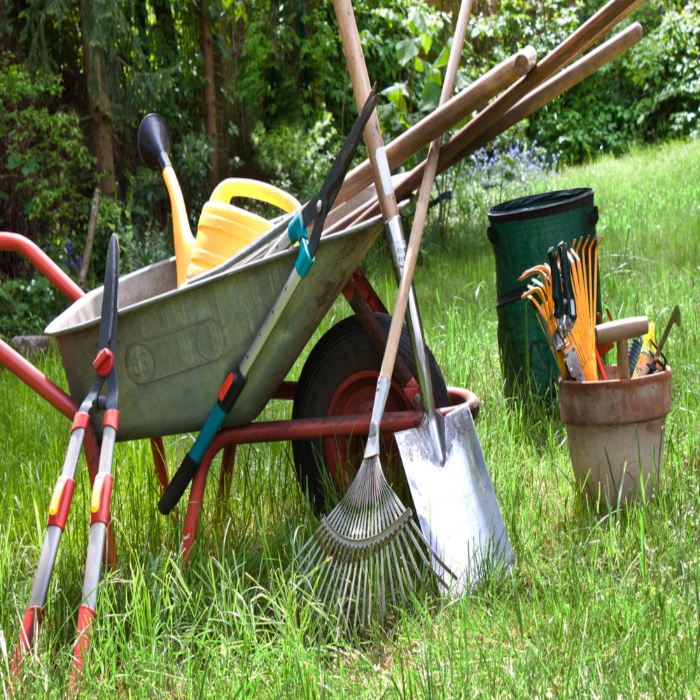 Cадово-огородный инвентарь по выгодным ценам